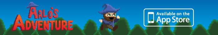 Arlo's Adventure iOS Game