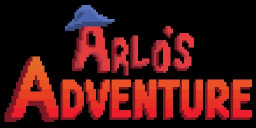 Arlo's Adventure Title
