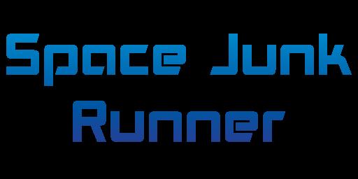 Space Junk Runner Title