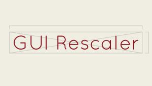 GUI Rescaler Tool Thumbnail